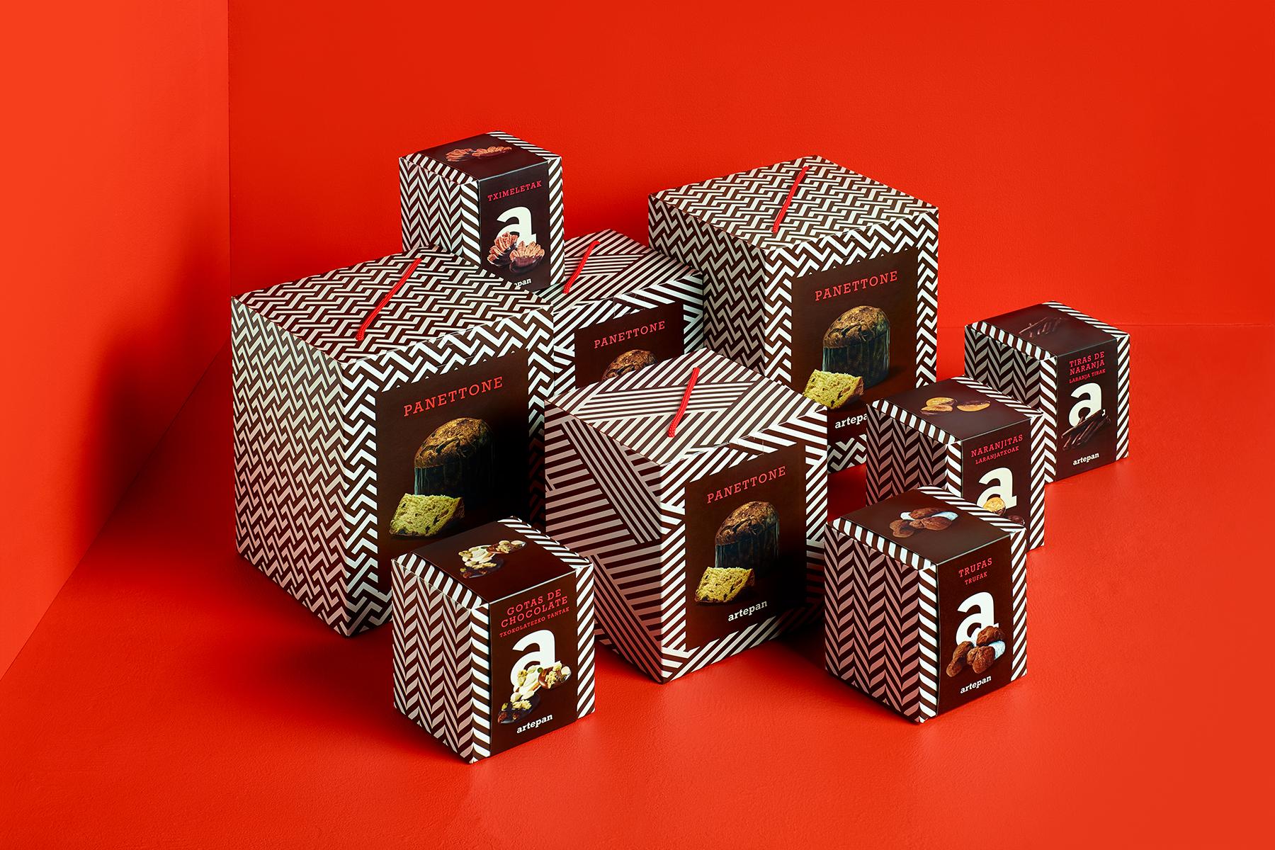 Diseño de línea de packaging para Artepan