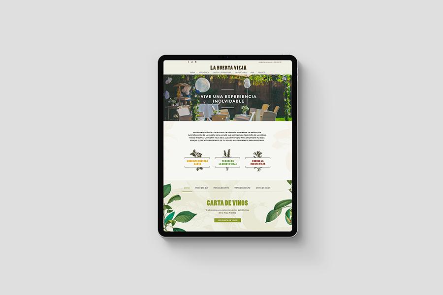 Agencia de Vitoria de diseño web
